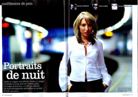 Interview Portraits de nuit - Dclicphoto p98-99