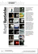 French photographer Richard Vantielcke interview - Camerapixo (December 2010)