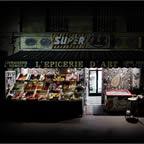 Urban Oasis 7 (photographie urbaine de nuit)