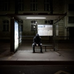 Un anonyme nommé Pascal - photographie ombre et lumière