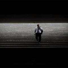 I'm the boss - photographie ombre et lumière
