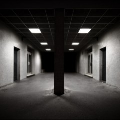Spacelab - Architecture urbaine de nuit