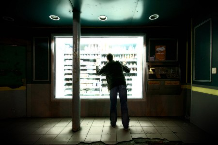 Automatic consumption - photographie conceptuelle