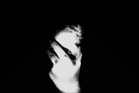 Deconstructing myself - selfportrait photography