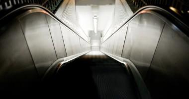 Descente interdite - photographie urbaine & architecture