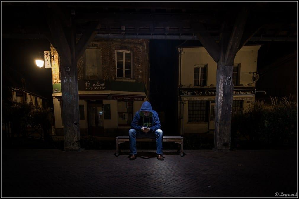 Photographie de Didier Legrand