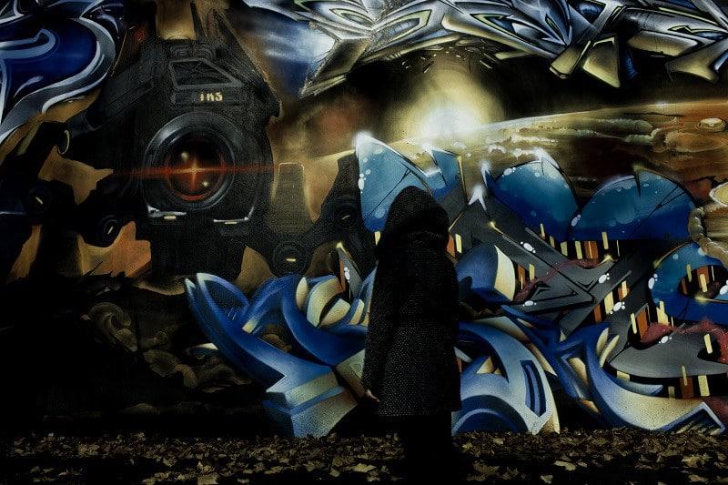 Flash hypnose - photographie de Hélène Houelle