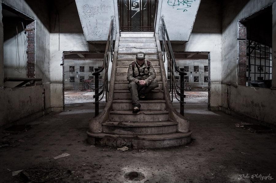 Industrial apocalypse survivor - Photographie de Dvelec