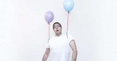 Gonflé à bloc - Élévation spirituelle - photographie narrative, autoportrait conceptuel
