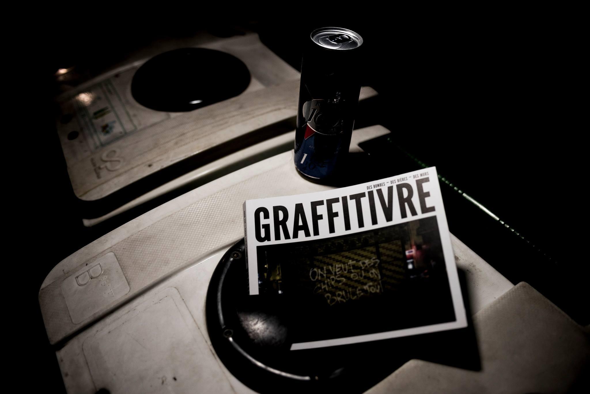 Page de Graffitivre