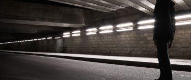 Vignette - The unknow - Photographie urbaine de nuit