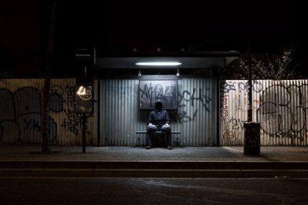 Vignette Abri de nuit - photographie de nuit