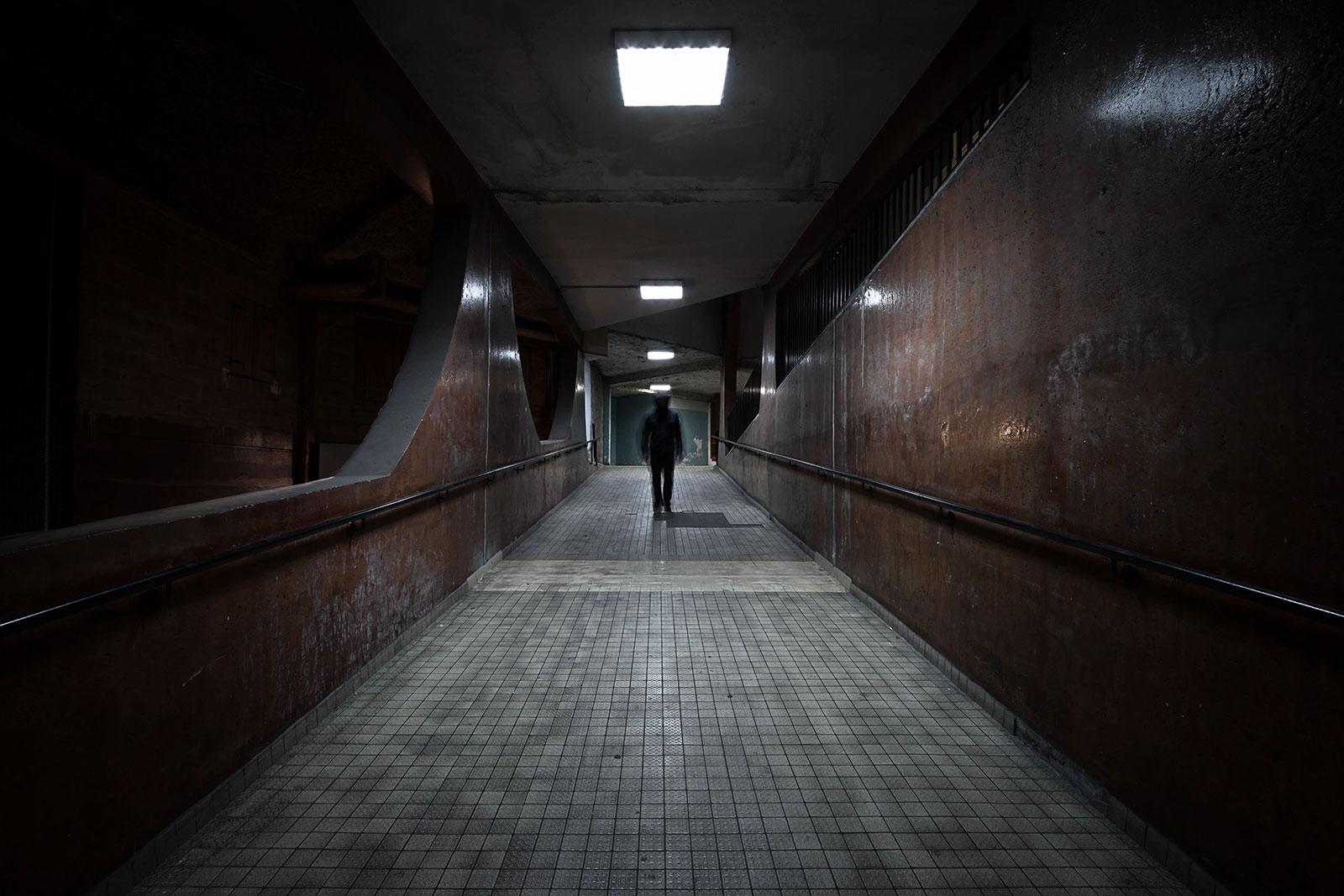 Prédateur - Photographie de nuit urbaine et narrative