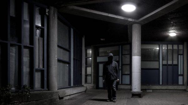 Vignette - Domaine de l'ombre - photographie de nuit narrative