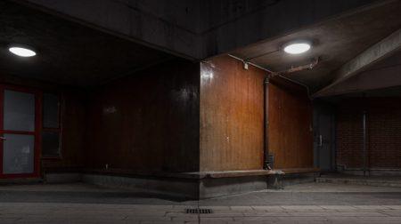 Vignette - Photographie nuit urbaine - Entre deux mondes