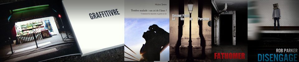 Illustration photo - couverture romans et livres