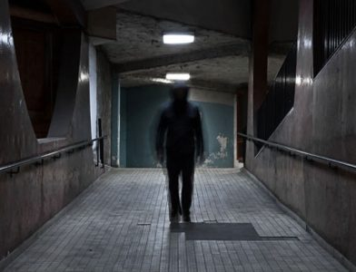 Predator - night urban photography